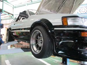 AE86の・・・