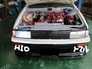 AE86の・・・3
